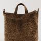 Baggu Horizontal Duck Bag - Nutmeg Leopard
