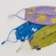 Baggu Fabric Mask Set Loop - Floral Sun Prints