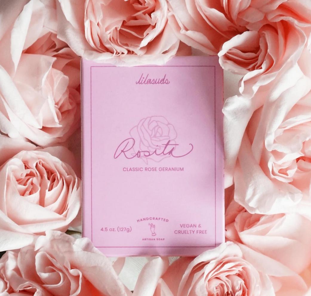 Lilasuds Rosita Soap
