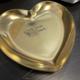 Rockaway Gypsea Gold Heart Ring Dish