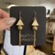 Metrix Jewelry Jasmine Earrings-Yellow
