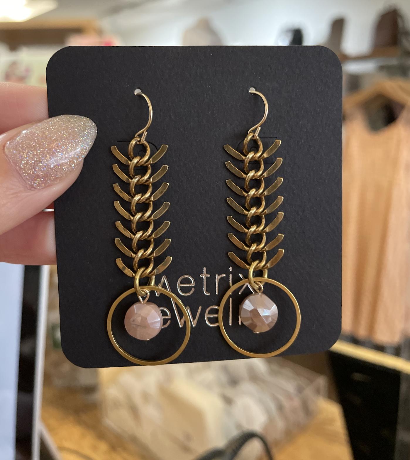 Metrix Jewelry Lilly Earrings