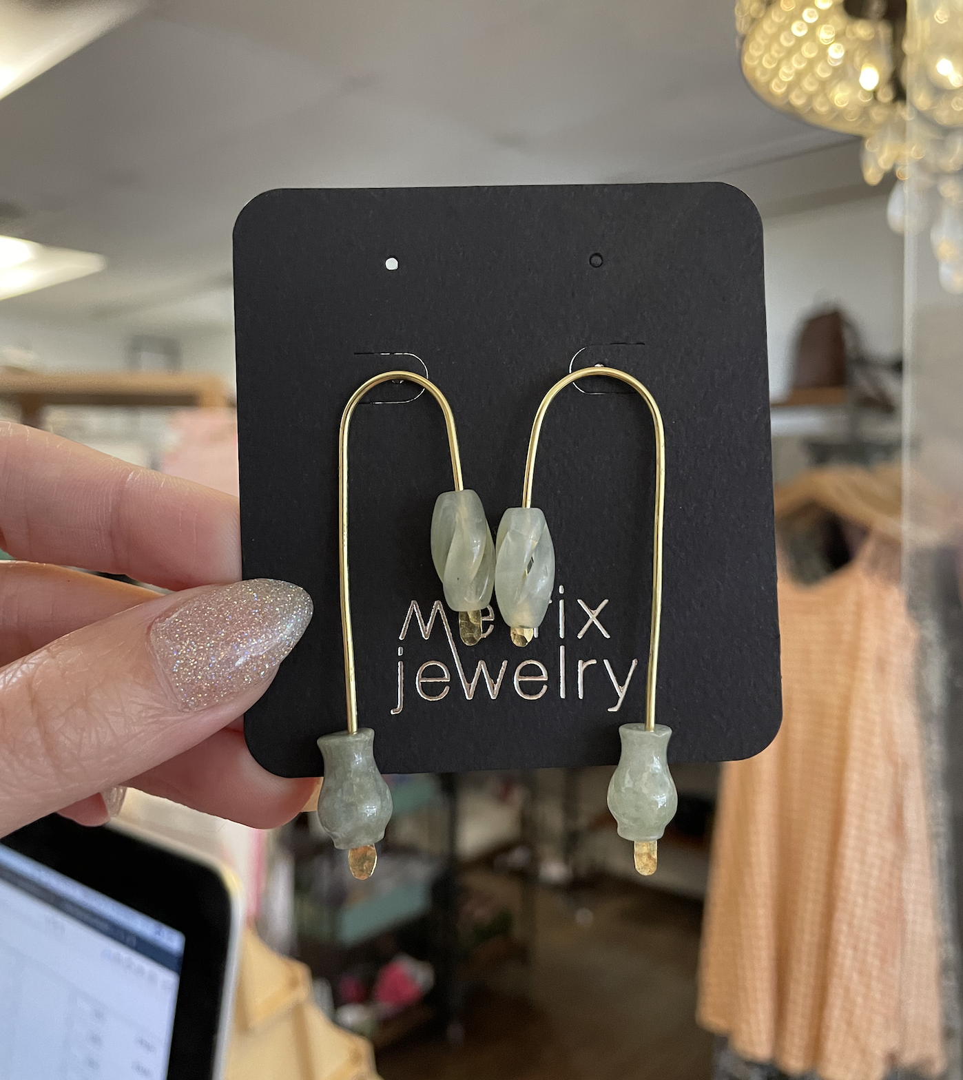 Metrix Jewelry Rachel Earrings