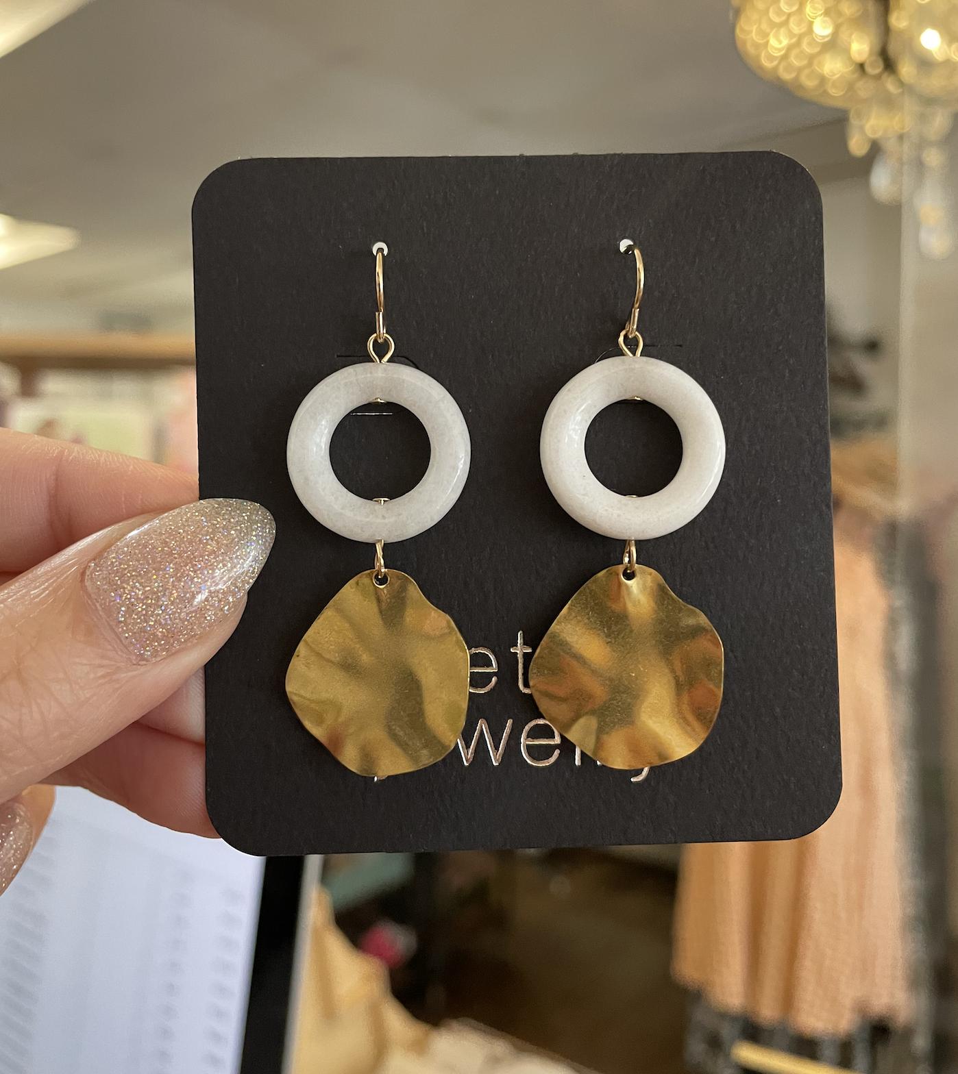 Metrix Jewelry Priscilla Earrings