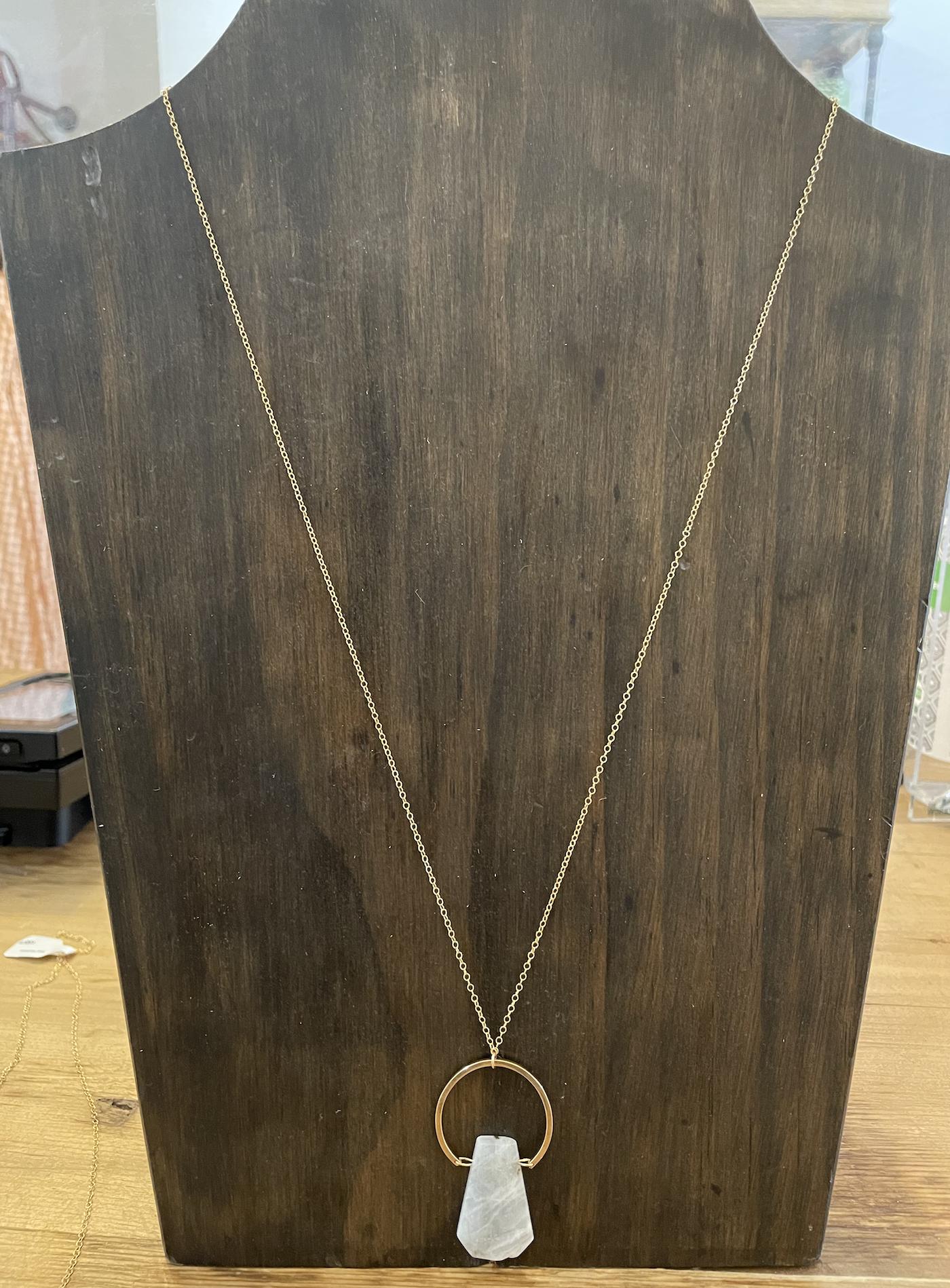Metrix Jewelry Goldie Necklace