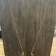 Metrix Jewelry Luna Necklace