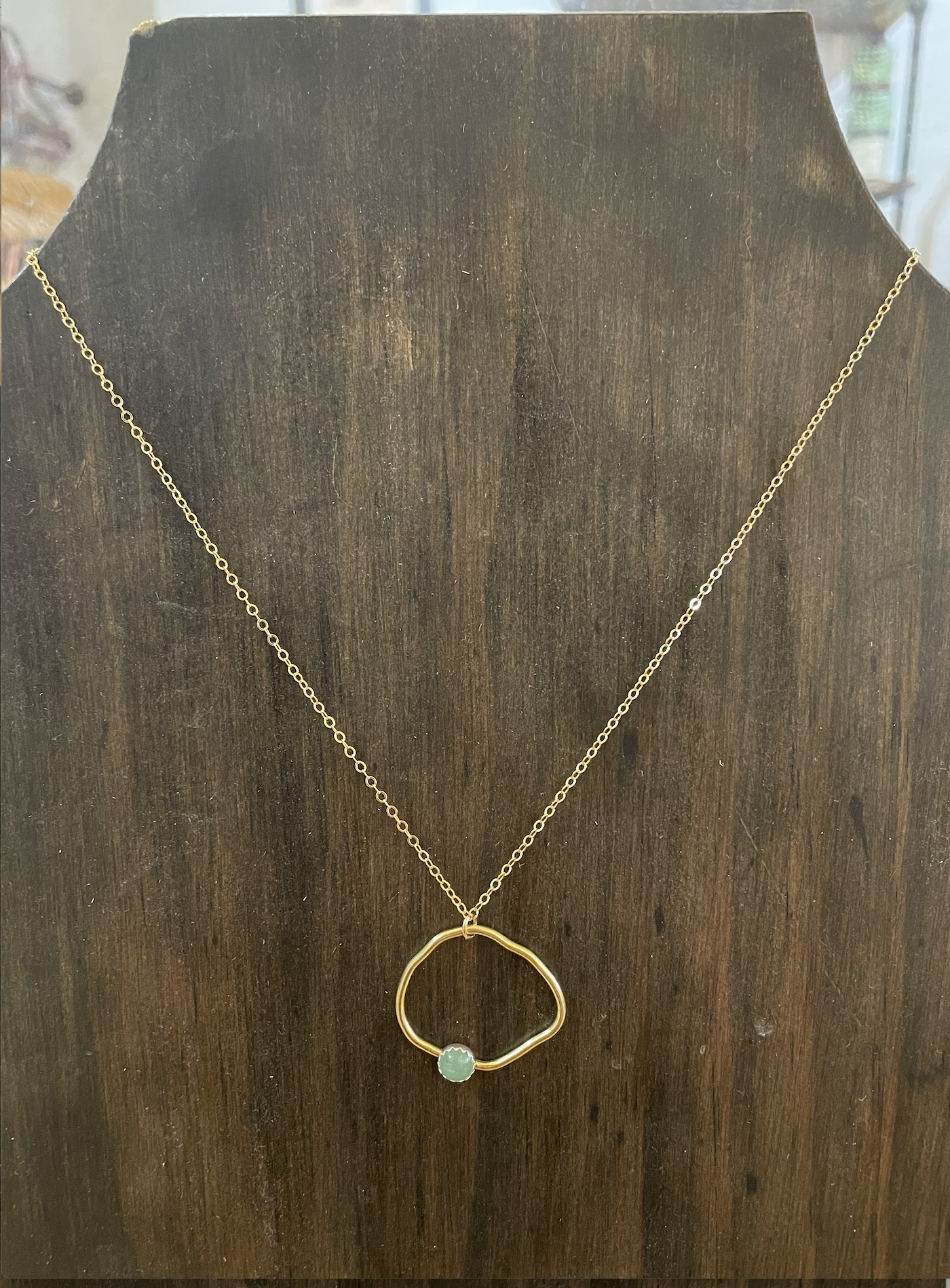 Metrix Jewelry Bella Necklace-Adventurine