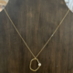 Metrix Jewelry Bella Necklace-Moonstone