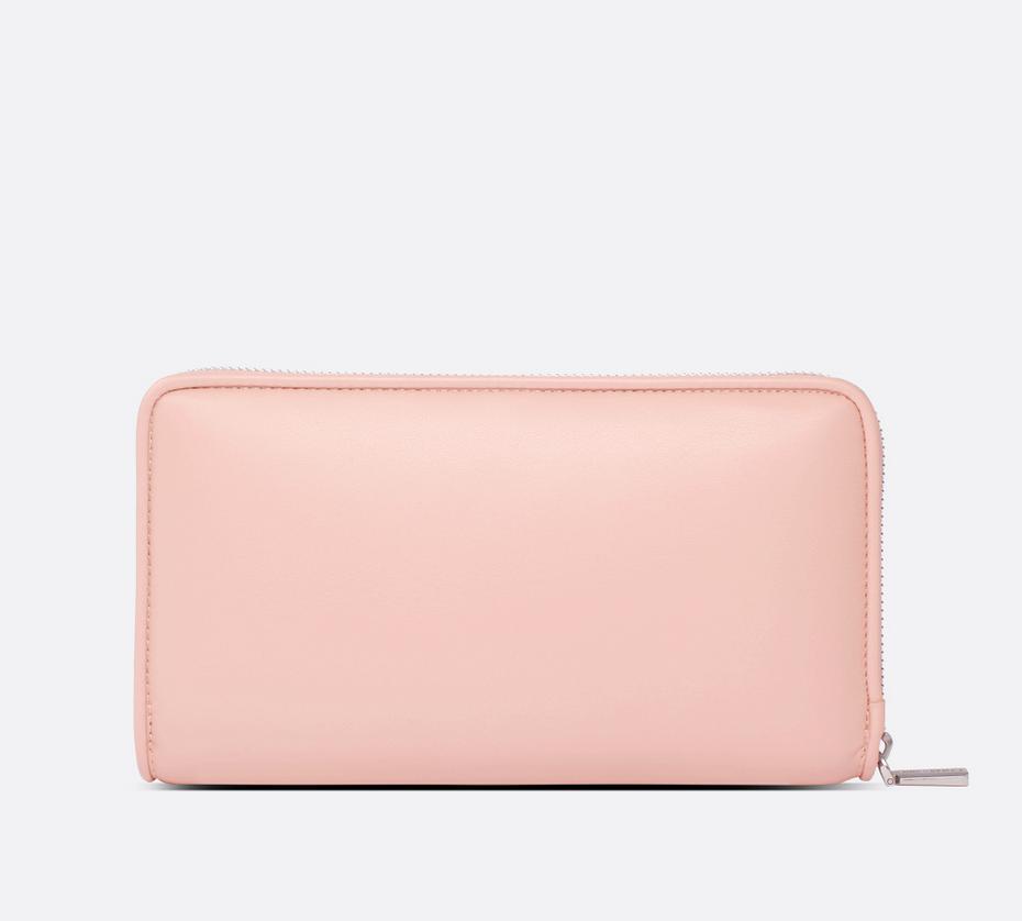 Pixie Mood Pixie Mood Bubbly Wallet- Misty Rose