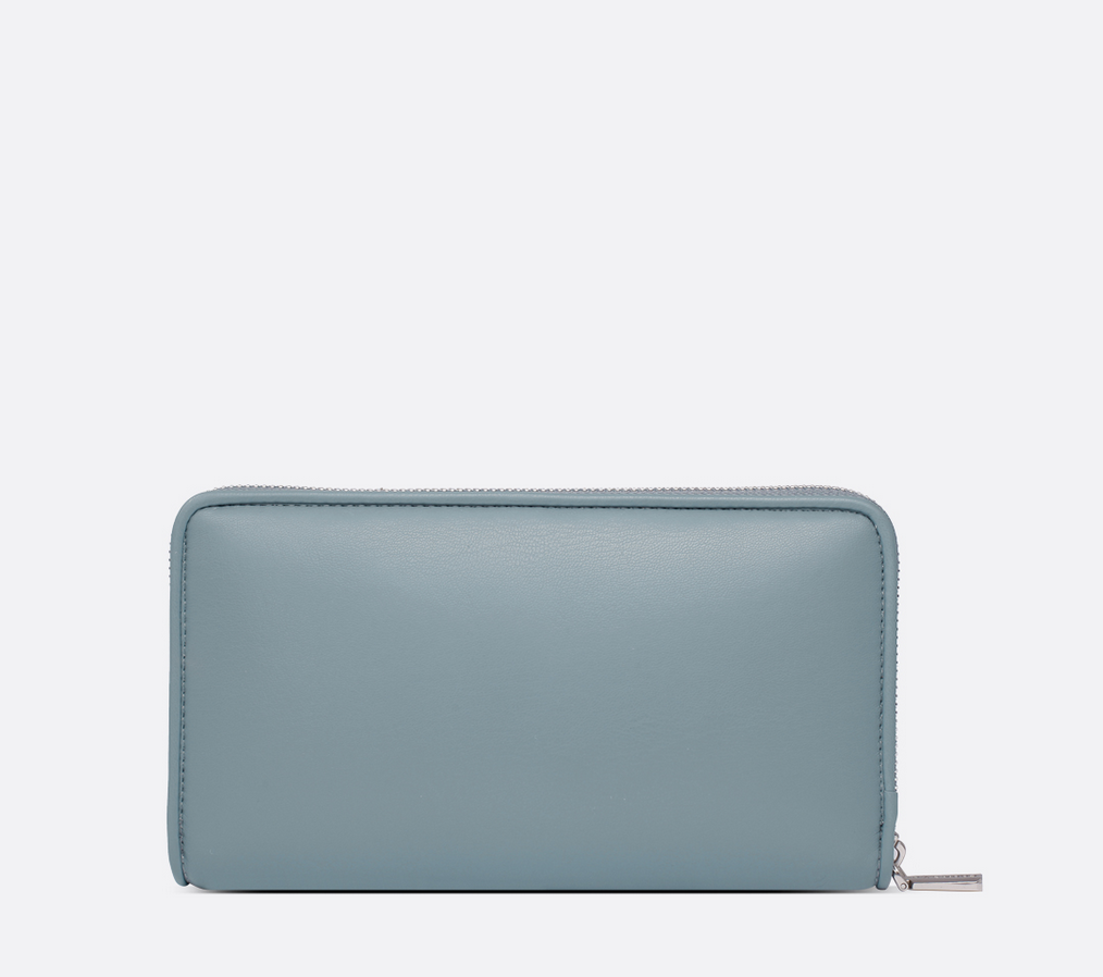 Pixie Mood Pixie Mood Bubbly Wallet- Mineral Blue