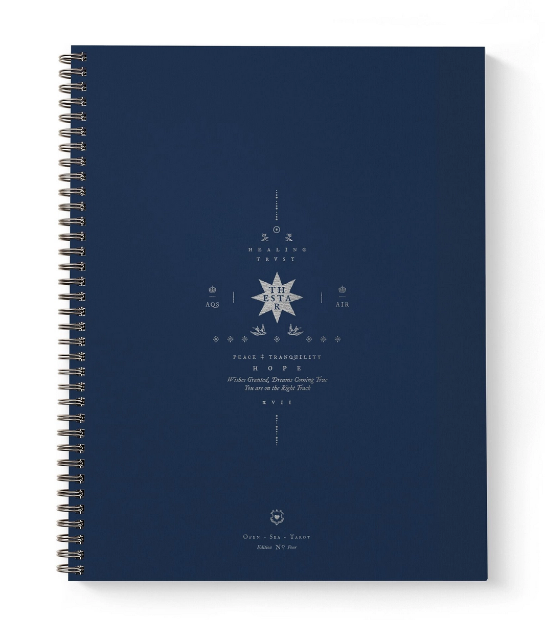 Open Sea The Star Tarot Journal