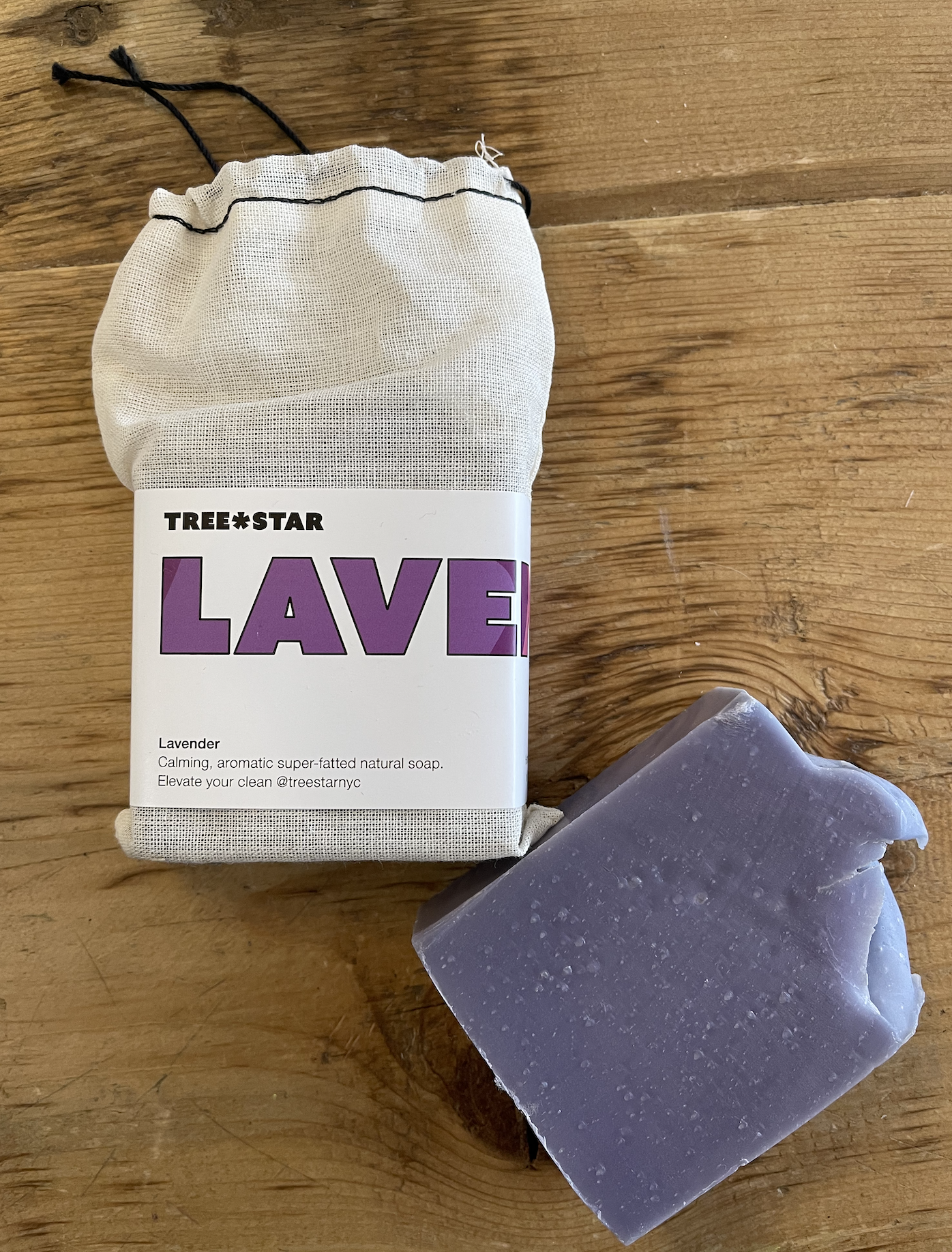 treestar Treestar Soap - Lavender- FINAL SALE