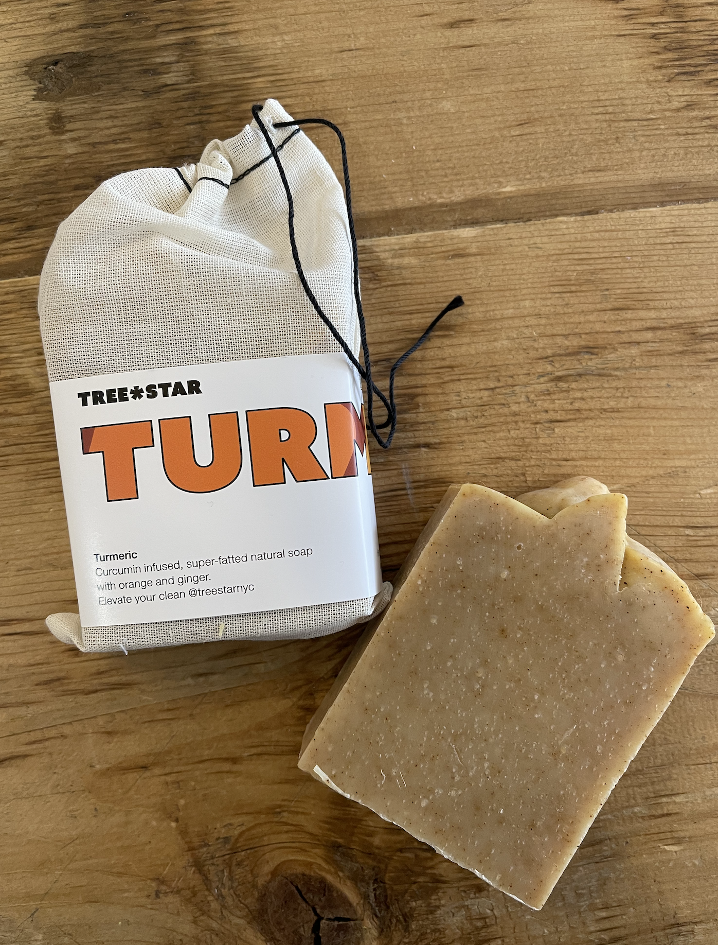 treestar Treestar Soap - Turmeric