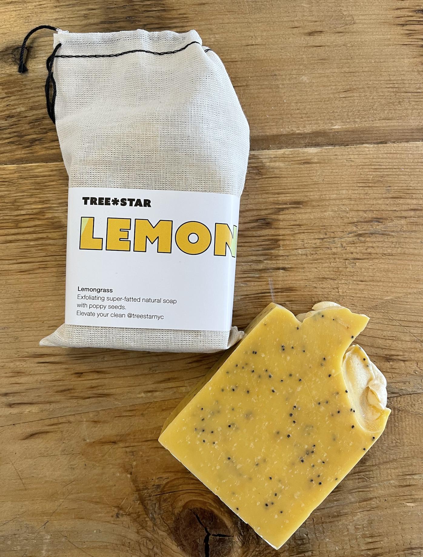 treestar Treestar Soap - Lemon Papi