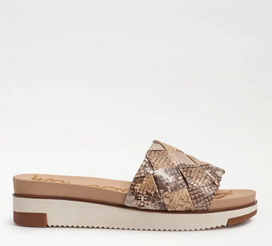 Sam Edelman Adaley-Wheat/Truffle Snake