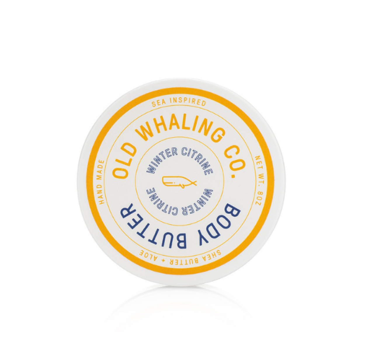 Old Whaling Company Winter Citrine Body Butter