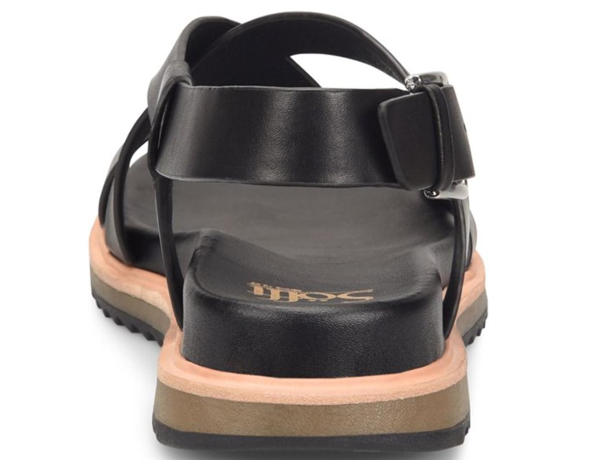 Sofft Shoe Company Fairbrook-Black - FINAL SALE