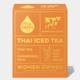 Copper Cow Coffee Thai Iced Tea -5 Pack