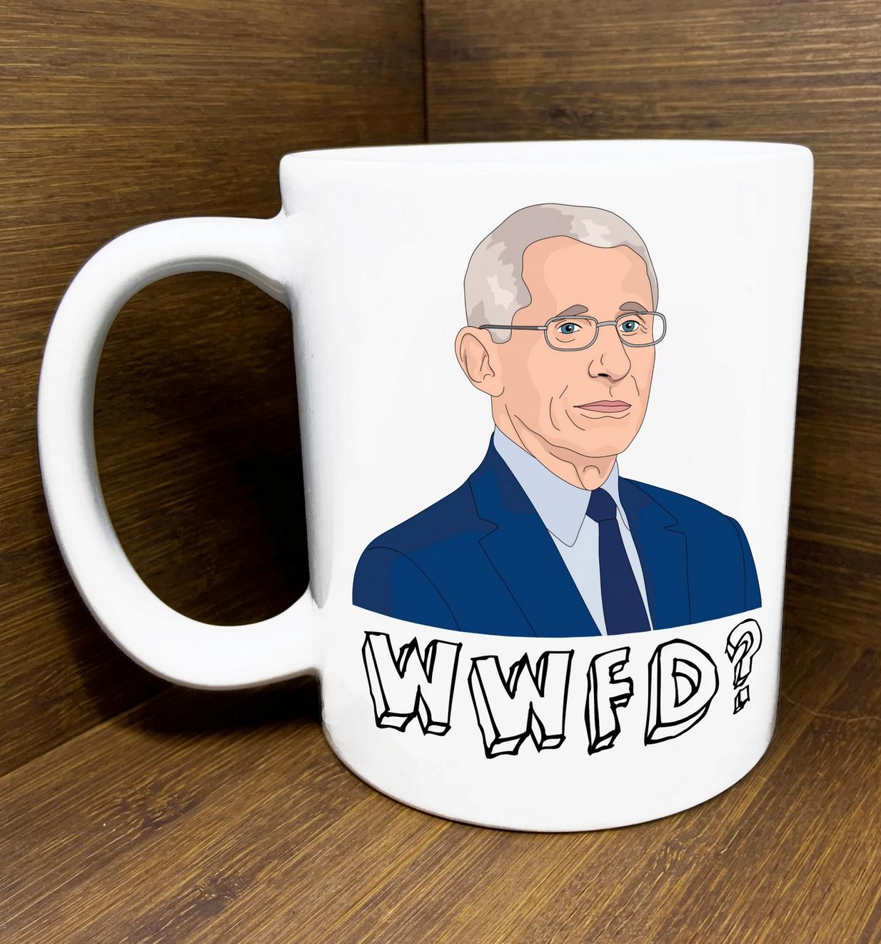 Citizen Ruth WWFD Mug