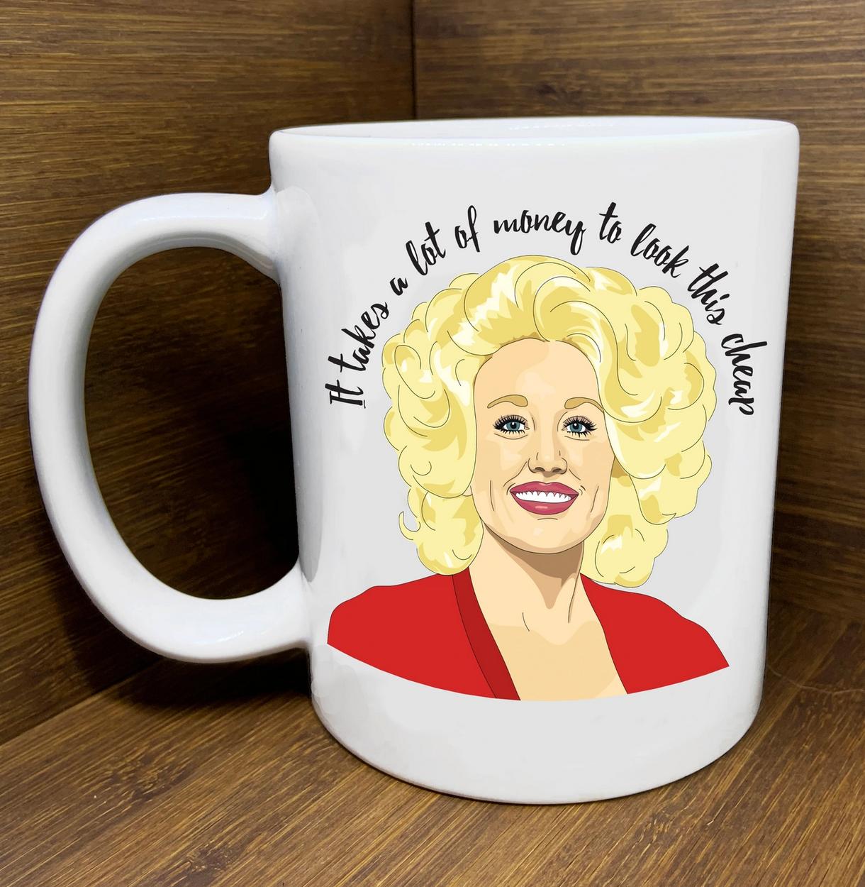 Citizen Ruth Dolly Parton Mug