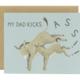 Yeppie Paper Kickass Father's Day