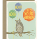 Yeppie Paper Hoot Hoot