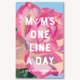 Chronicle Books Mom's Floral One Line a Day