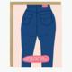 Little Lovelies Studio Mom Jeans