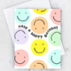Idlewild Smiley Birthday Card