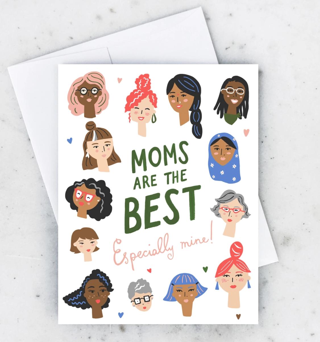 Idlewild Diverse Moms Card