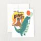 Idlewild Dino Mite Card
