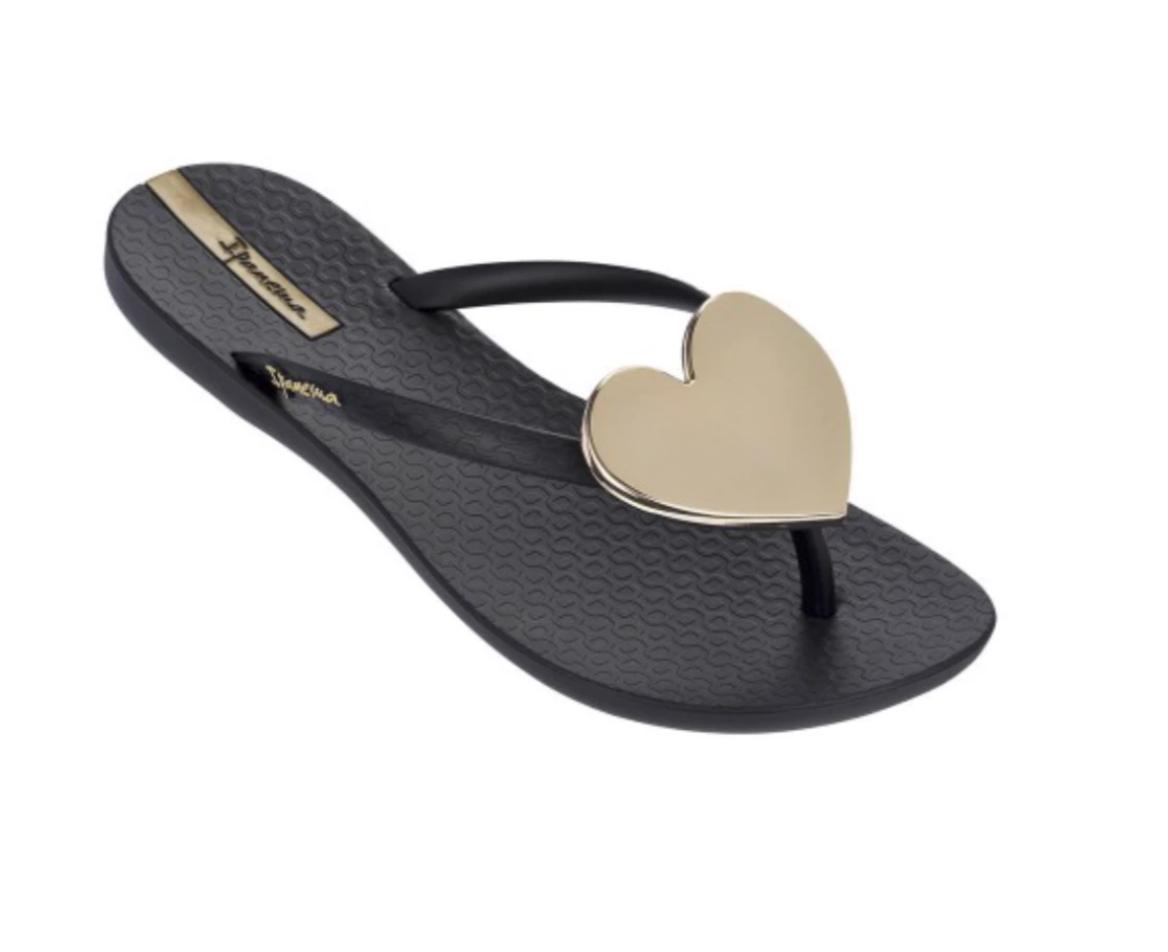 Ipanema Ipanema Wave Heart-Black/Gold