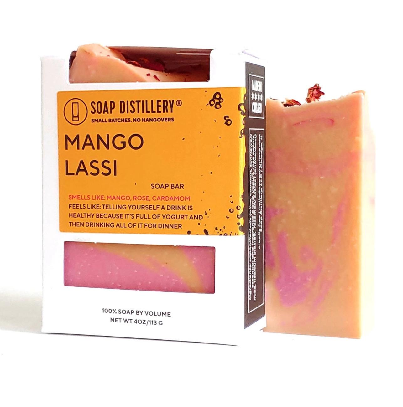 Soap Distillery Mango Lassi Soap Bar
