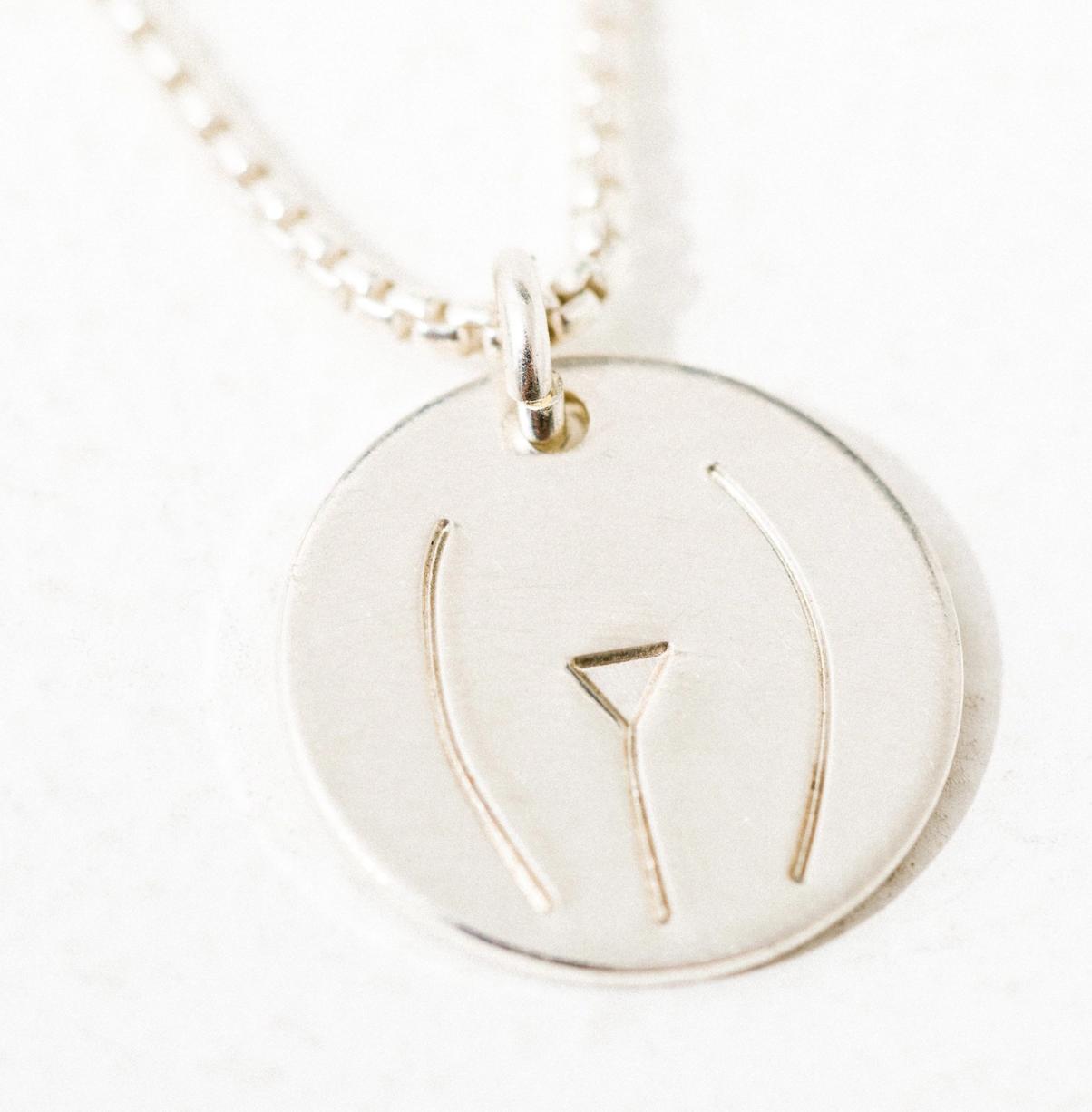 Larissa Loden Bush Pendant Necklace-Sterling Silver