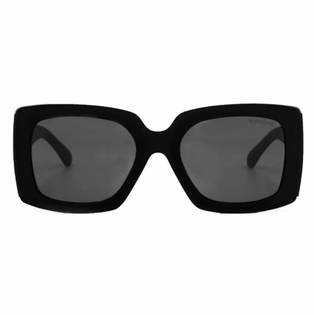 Top Foxx Bardot- Black