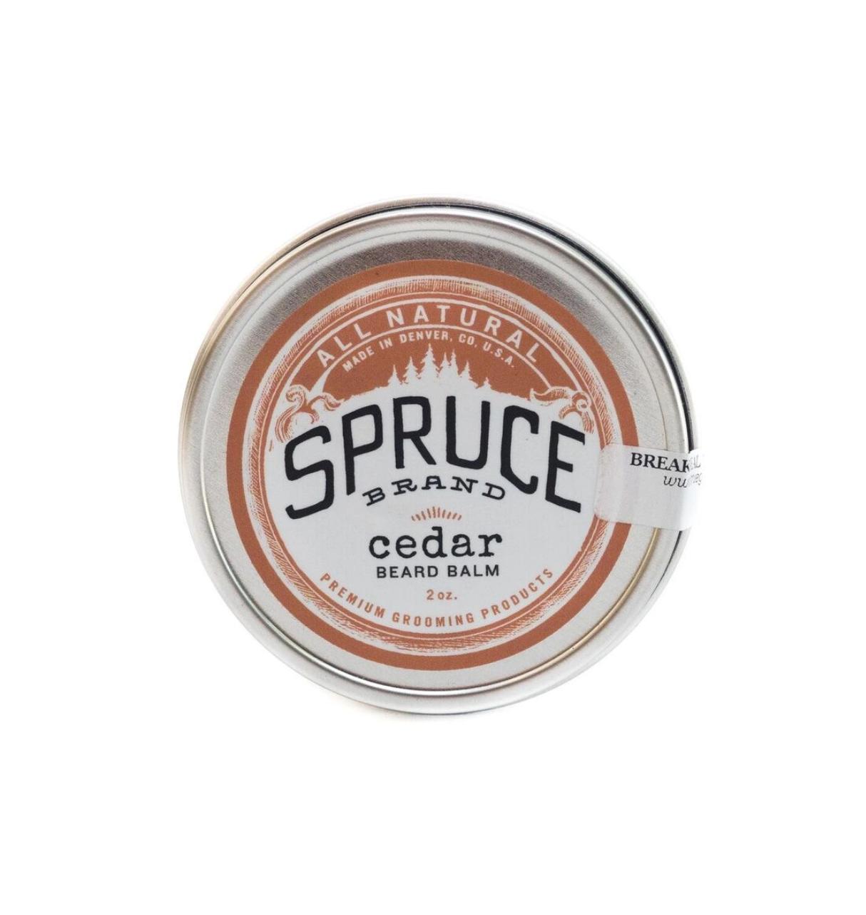 Spruce Beard Collection Cedar Beard Balm-FINAL SALE