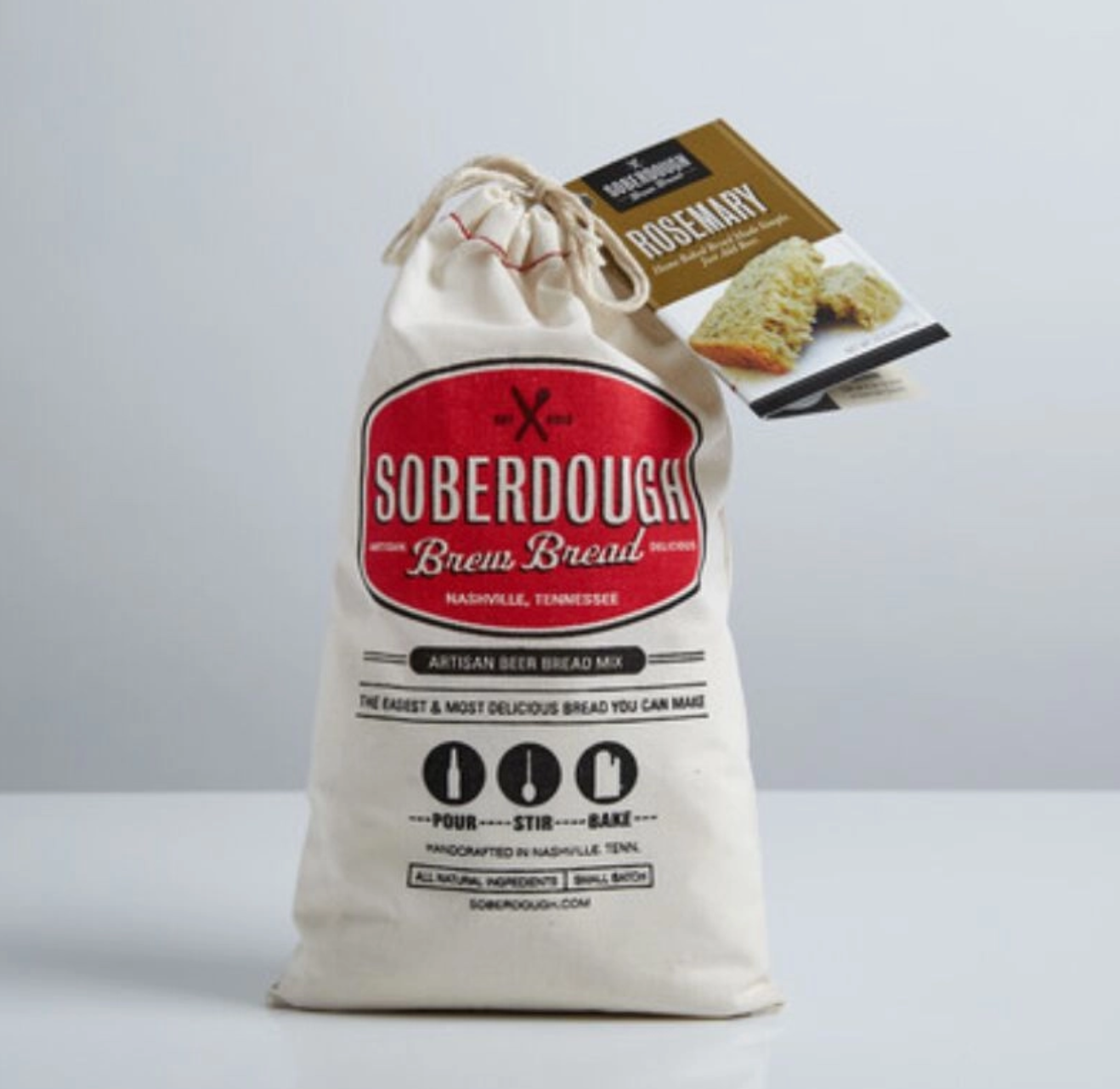SoberDough SoberDough -  Rosemary