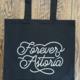 Design Brand Print Forever Astoria Tote-Black