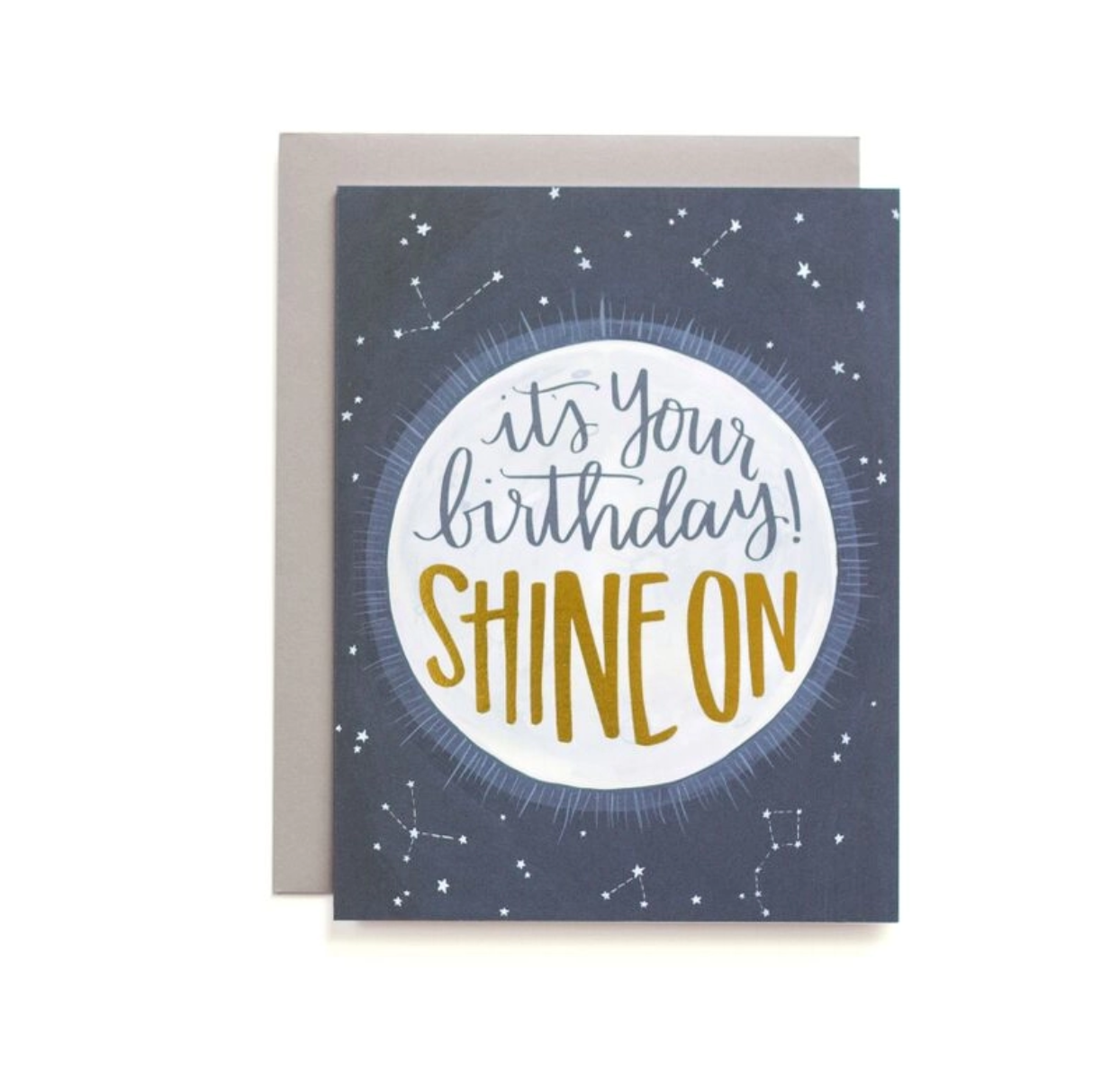 1canoe2 Shine On Birthday Greeting Card
