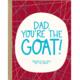 Little Lovelies Studio Goat Dad Card