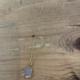 Cameoko The Mini Moonrise Necklace-selenite + pink opal