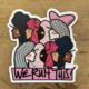 Marissa Monroe Studio Lady Sticker