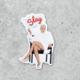 Citizen Ruth Basic Instinct Slay Sticker