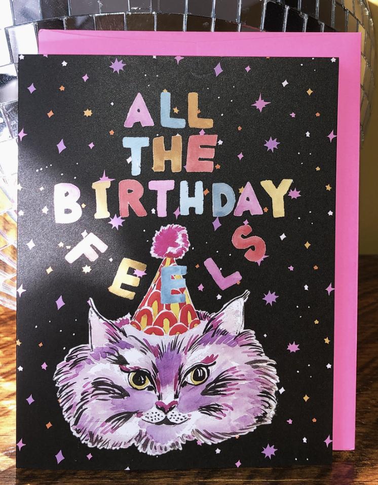 Ash + Chess Birthday Feels