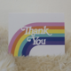 Ash + Chess Rainbow Thank You