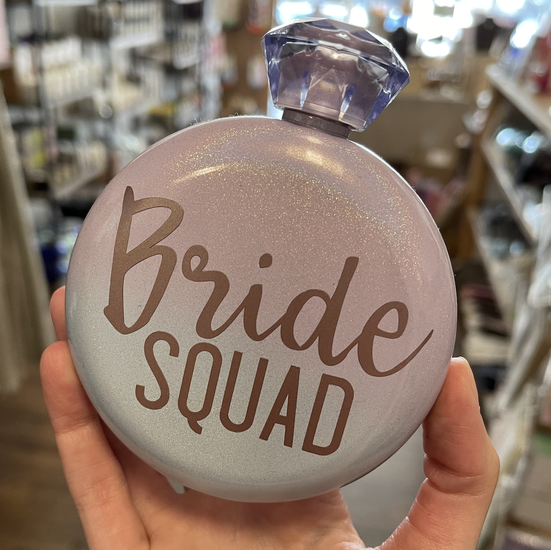 Rockaway Gypsea Flask-Bride Squad