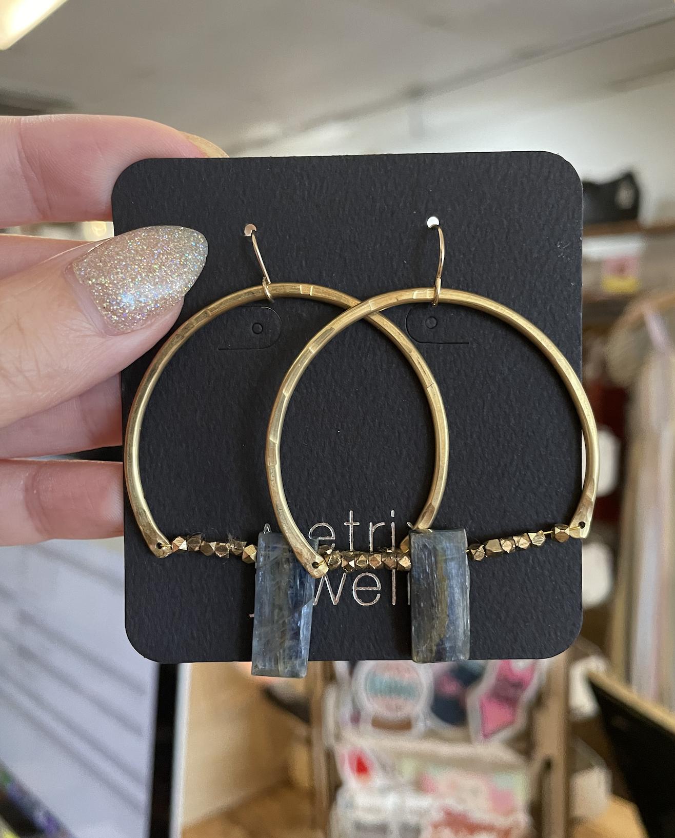 Metrix Jewelry Kylie Kynite Earrings