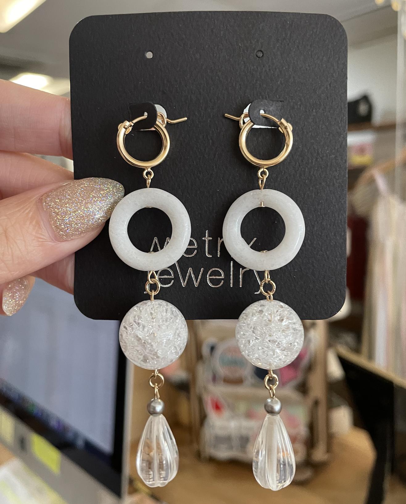 Metrix Jewelry Reese Earrings