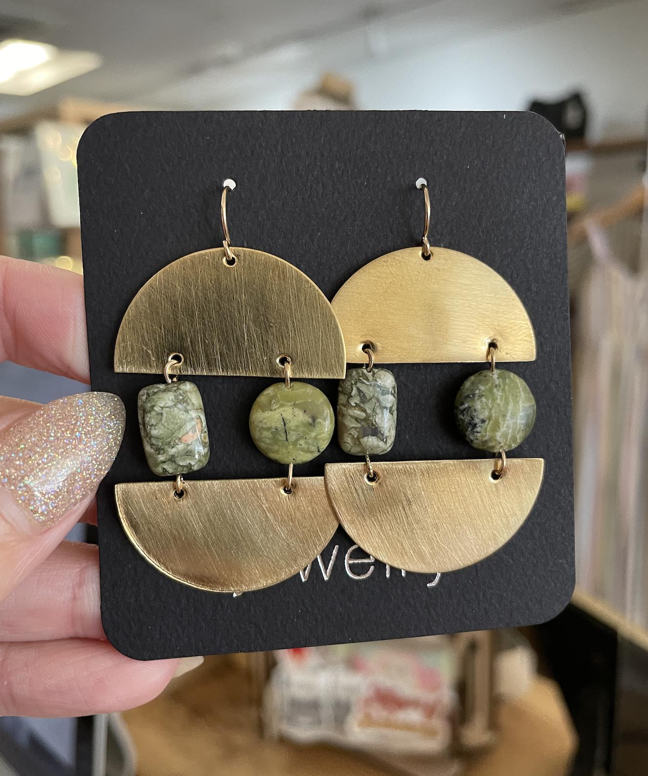Metrix Jewelry Bonnie Earrings