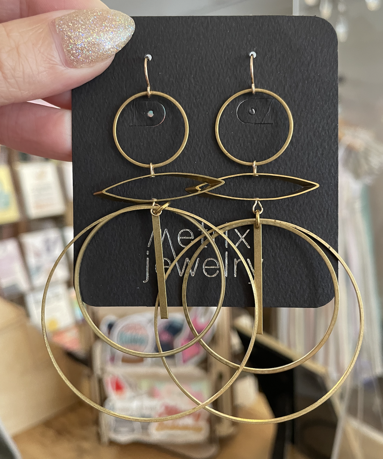 Metrix Jewelry Margie Earrings